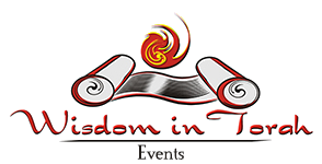 Wisdom in Torah Events Logo